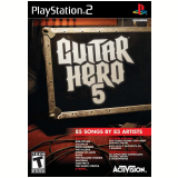 Guitar Hero 5 (PS2) -