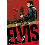 Elvis Presley - The King Live (DVD) - Elvis Presley
