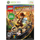 LEGO Indiana Jones 2: The Adventure Continues (X360) -