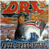 D.R.I. - Full Speed Ahead (CD) - D.r.i.