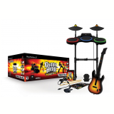 Guitar Hero World Tour (Super Bundle) (PS2) -