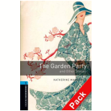 Garden Party And Other Stories, The Cd Pack Level 5 - Third Edition -