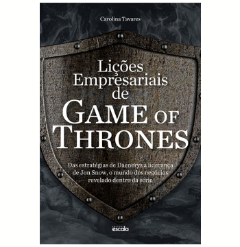 Lições Empresariais de Game Of Thrones