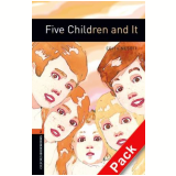 Five Children And It Cd Pack Level 2 - Third Edition -