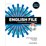 English File Pre-Intermediate Student Book With Itutor - Third Edition -