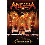 Angra - Angels Cry 20th Anniversary Tour (DVD) - Angra