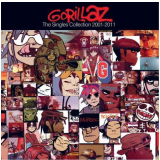 The Singles Collection - 2001-2011 (cd + Dvd) - Gorillaz (CD) -