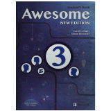 Awesome Update 3 - Student Book - Carol Lethaby, Simon Brewster