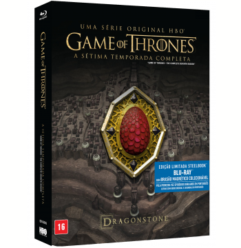 Game Of Thrones -  A 7ª Temporada Completa - Steelbook (Blu-Ray)