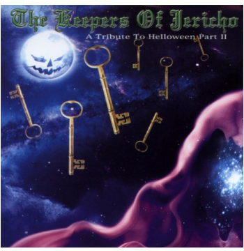 The Keepers Of Jericho - Serie Metal Gods (CD)