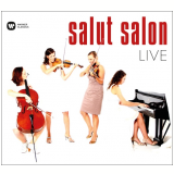 Salut Salon - Live (CD) - Salut Salon