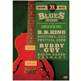 B.b.king E Buddy Guy - 2x Blues Music (DVD) - B.b.king E Buddy Guy