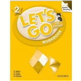 Let'S Go 2 - Workbook With Online Practice Cd Included - Fourth Edition - Ritsuko Nakata