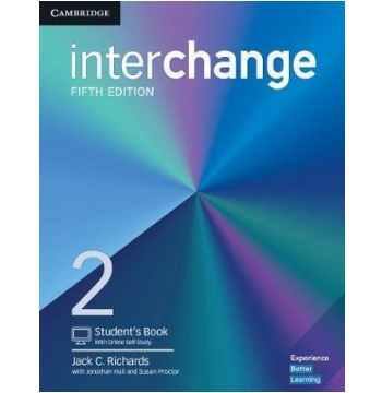Interchange 2 SB With Online Self-Study - 5TH ED