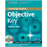 Objective Key For Schools Pack Without Answers (student's Book With Cd-rom And Practice Test Boo - Annette Capel