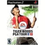 Tiger Woods PGA Tour 10 (PS2) -