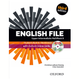 English File Upper-intermediate Multi-pack B With Online Skills -