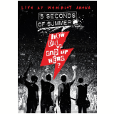 5 Seconds Of Summer - How Did We End Up Here? (DVD) - 5 Seconds Of Summer