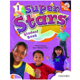 Super Stars 1 Student Book With Multirom Pack -