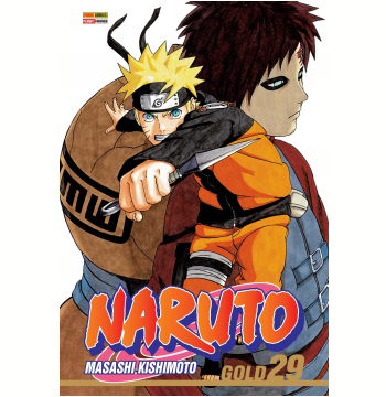 Naruto Gold (Vol. 29)