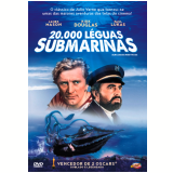 20.000 Léguas Submarinas (DVD) - James Mason, Peter Lorre, Kirk Douglas