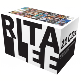 Caixa Rita Lee - Discografia (CD) - Rita Lee