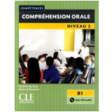 Comprehension Orale 2 - Livre + Cd Audio - 2ed - Michele Barfety