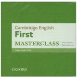 Fce First Masterclass Class Cd Level 2 (CD) -