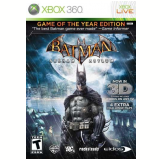 Batman Arkham Asylum: Game of The Year Edition (X360) -