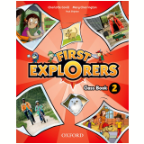 First Explorers 2 Class Book - Charlotte.covill - Charrington