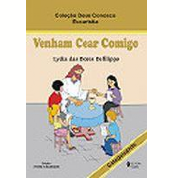 Venham Cear Comigo Manual do Catequizando