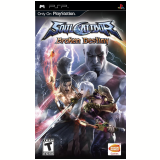 Soulcalibur: Broken Destiny (PSP) -