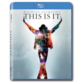 Michael Jackson's This is It (Blu-Ray) -