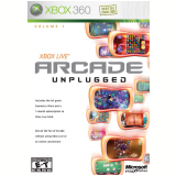 Xbox Live Arcade Unplugged Volume 1 (X360) -