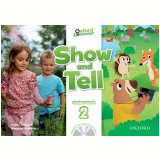 Show And Tell 2 Student Book With Multirom Pack -
