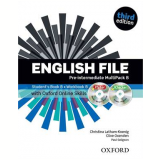 English File Pre-Intermediate Multi-Pack B Itutor & Online Skills - Third Edition - Clive Oxenden