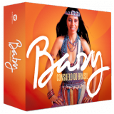 Box - Baby Consuelo - Baby do Brasil (5 CDs) (CD) - Baby Consuelo