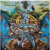 Sepultura - Machine Messiah (CD) - Sepultura
