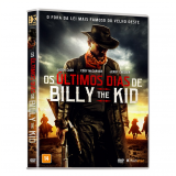 Os Ultimos Dias de Billy The Kid (DVD)