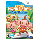 Super Monkey Ball: Step & Roll (Wii) -