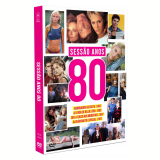 Sessão Anos 80 - Com 4 Cards (DVD) - Christian Slater, Kelly Preston, Mary Stuart Masterson