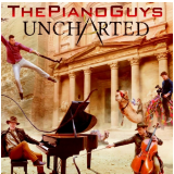 The Piano Guys - Uncharted - (DVD) +  (DVD) - The Piano Guys