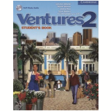 Ventures 2 - Student's Book With Cd-audio - Dennis Johnson