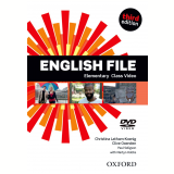 English File Elementary Class Dvd - Third Edition -