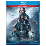 Rogue One: Uma História Star Wars (Blu-Ray) - Diego Luna, Alan Tudyk, Felicity Jones