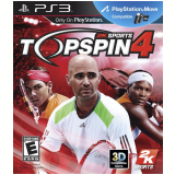 Top Spin 4 (PS3) -