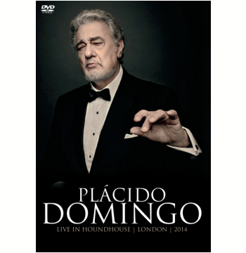 Plácido Domingo - Live In Houndhouse, London 2014 (DVD)