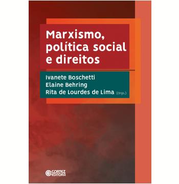 Resultado de imagem para livro marxismo política social e direitos