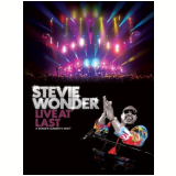 Stevie Wonder - Live at Last - A Wonder Summer´s Night (DVD) - Stevie Wonder