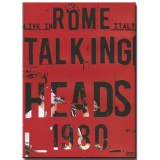 Talking Heads - Live In Rome Italy 1980 (DVD) - Talking Heads